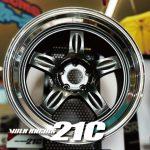 【VOLK RACING】21C