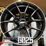 【VOLK RACING】G025