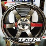 【VOLK RACING】TE37SAGA SL